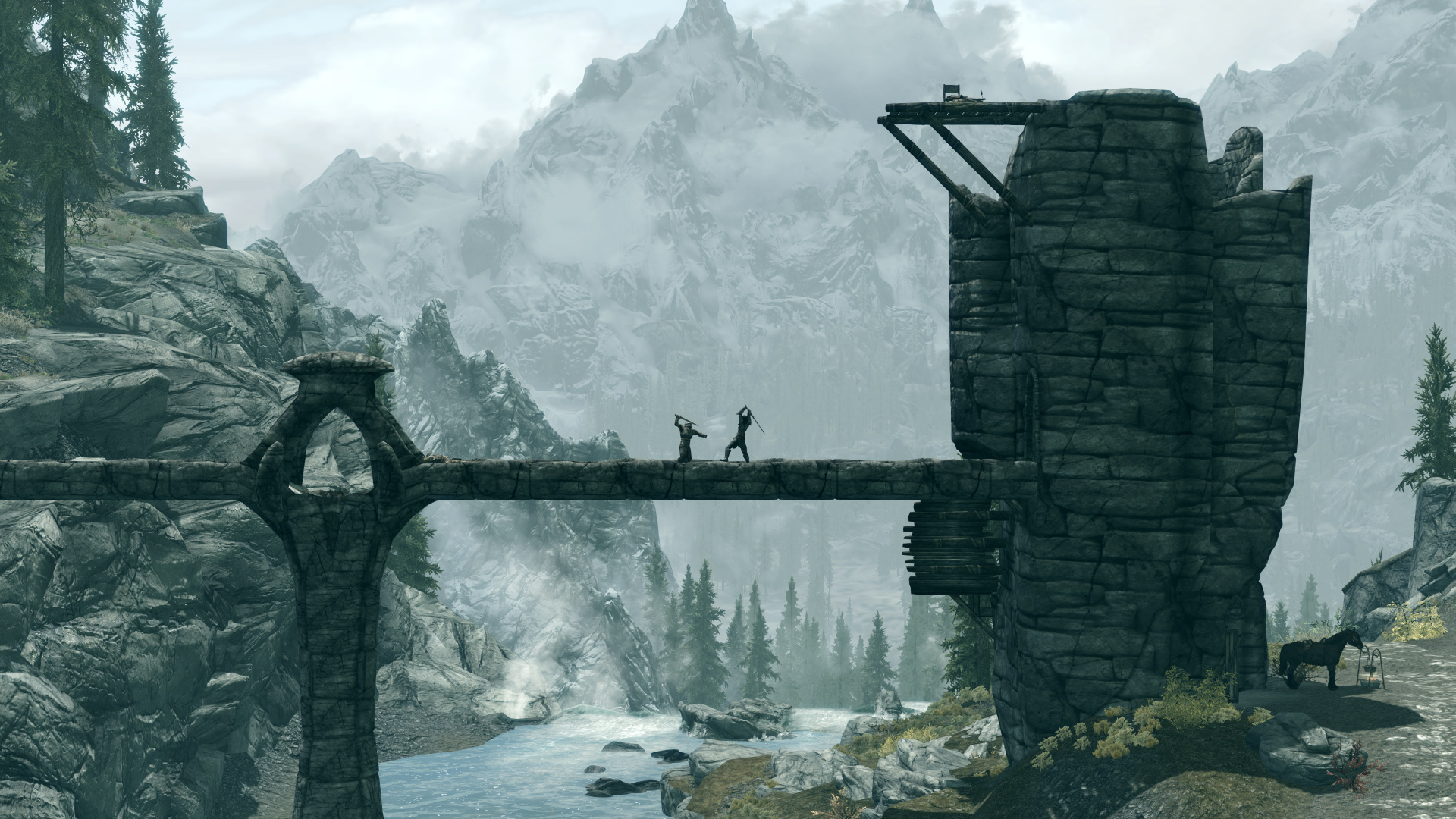 Skyrim Hd Wallpaper 05