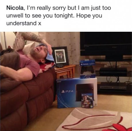 PS4, causing domestics since 2013