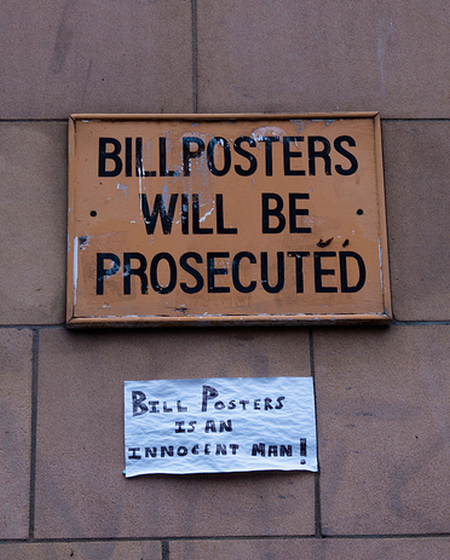 funny-bill-posters-will-be-prosecuted