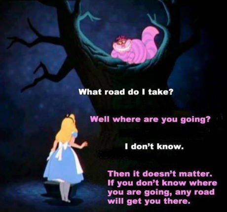 Alice in Wonderland, great story