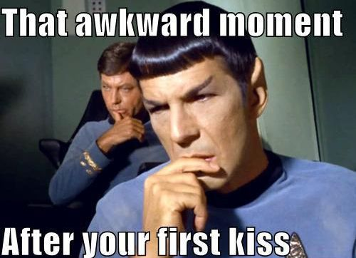 Awkward moments in Star Trek