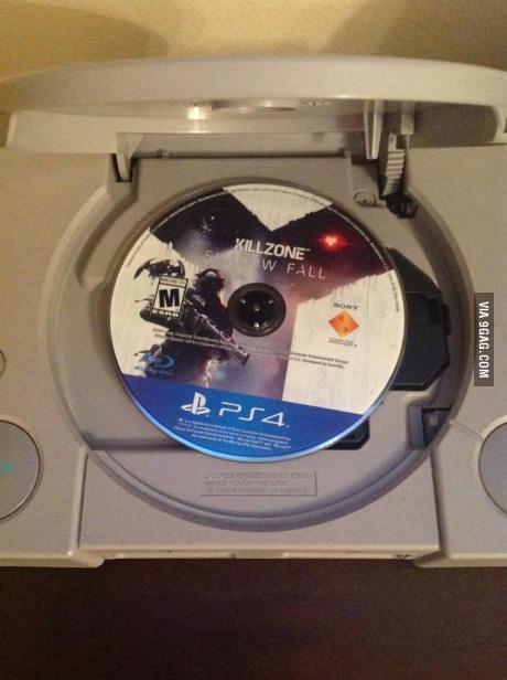 My PS4 isn't working