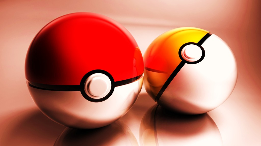 Pokemon: Pokeballs