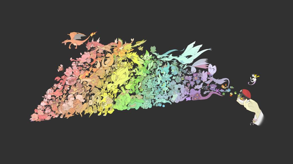 Pokemon: Lots of Pokemon!