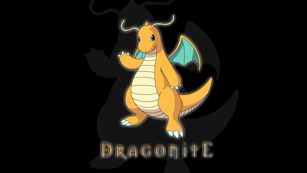 Pokemon: Dragonite