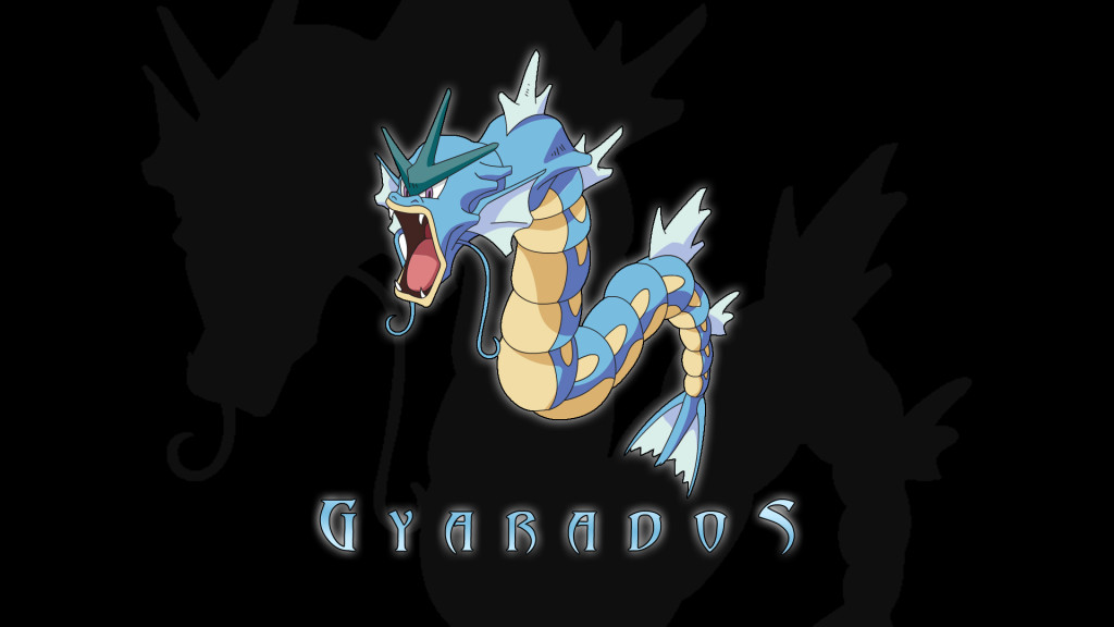 Pokemon: Gyarados
