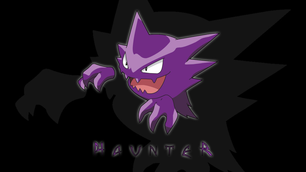 Pokemon: Haunter