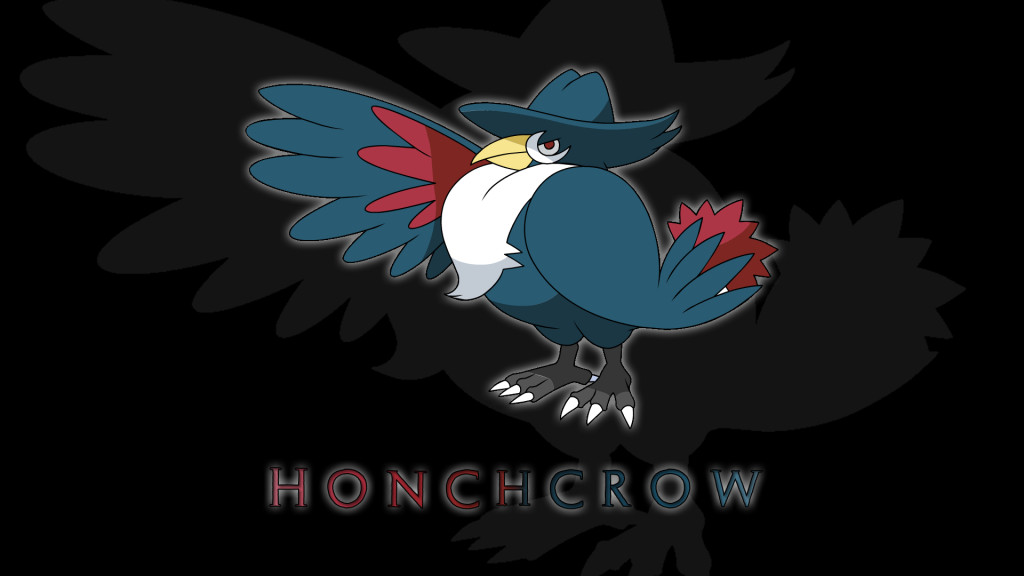 Pokemon: Honchcrow