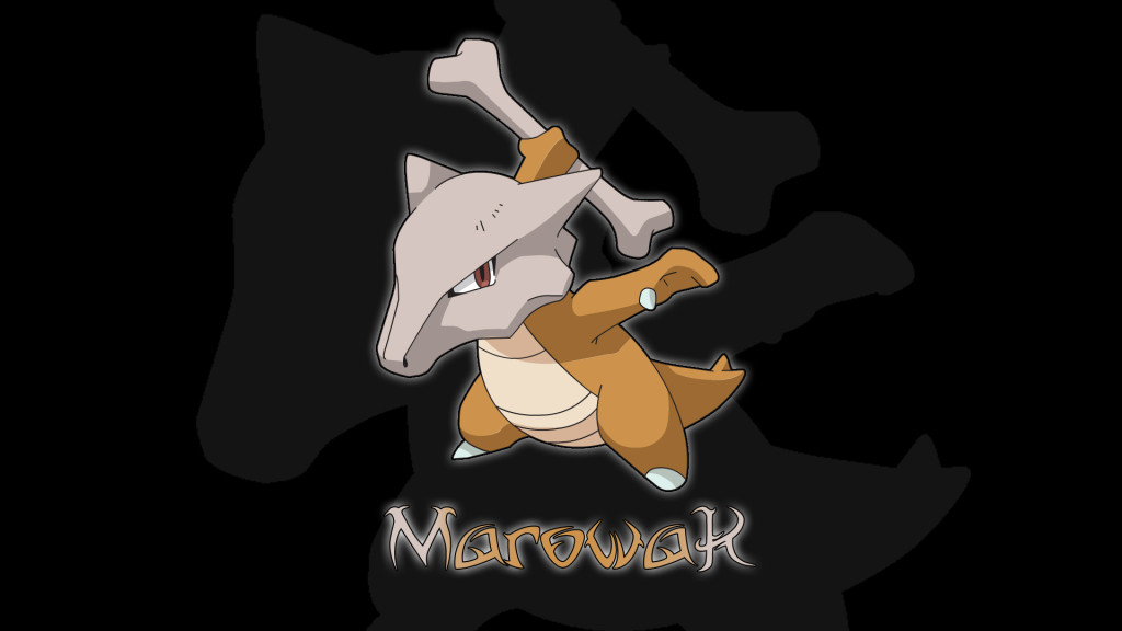 Pokemon: Marowak