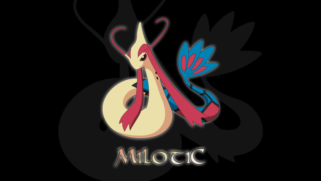 Pokemon: Milotic