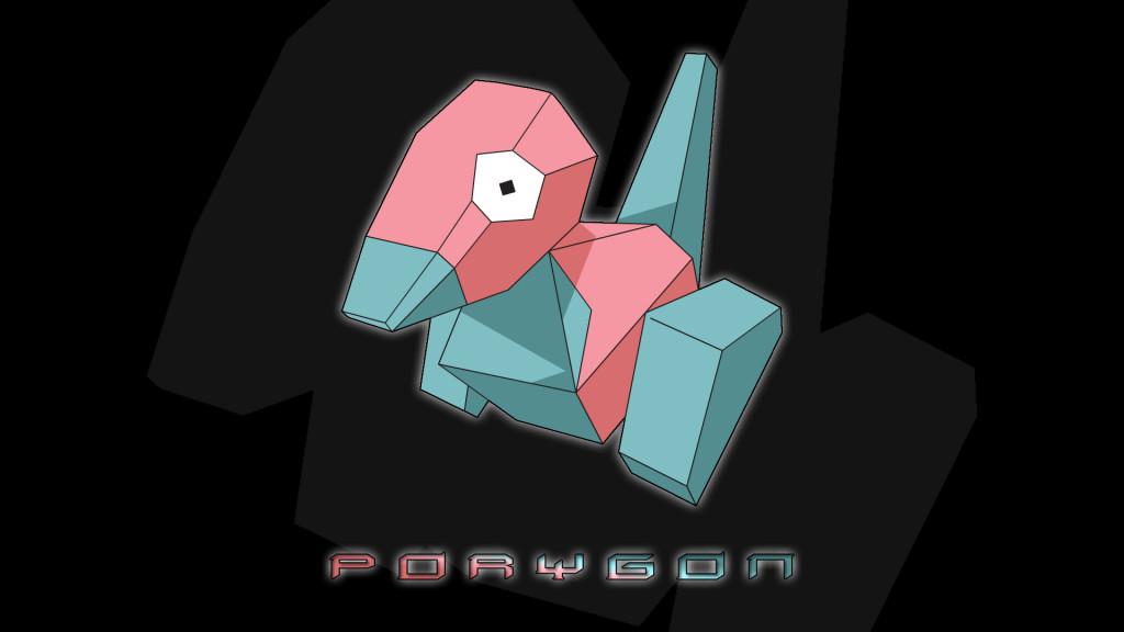 Pokemon: Porygon