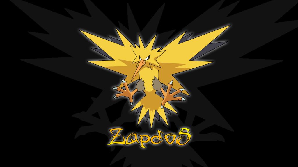 Pokemon: Zapdos