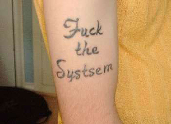 tattoo-fail-f-the-system