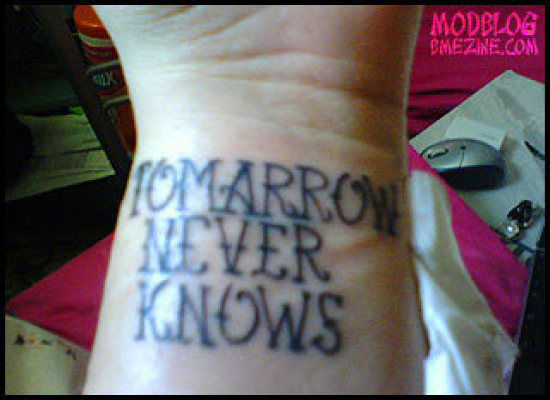 tattoo-fail-tomorrow-never-knows