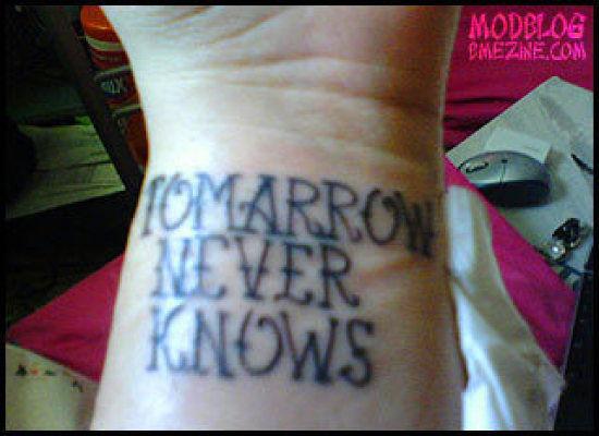 tattoo-fail-tomorrow-never-knows