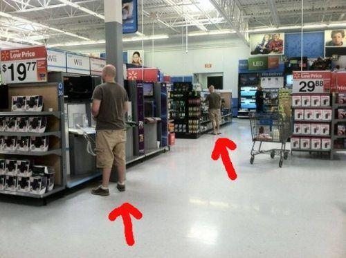 This one I think is a glitch in the matrix, it has to be right?