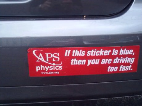 Advanced physics?