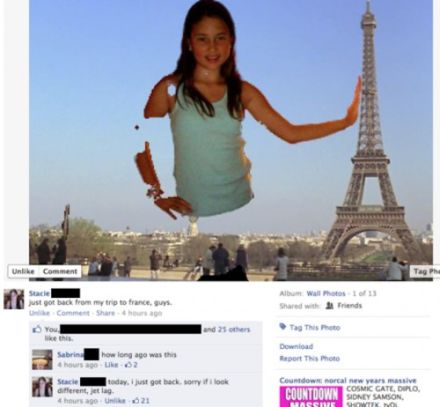 Awesome Photoshop skills here guys