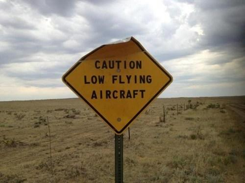 I really hope an aeroplane didn't do this