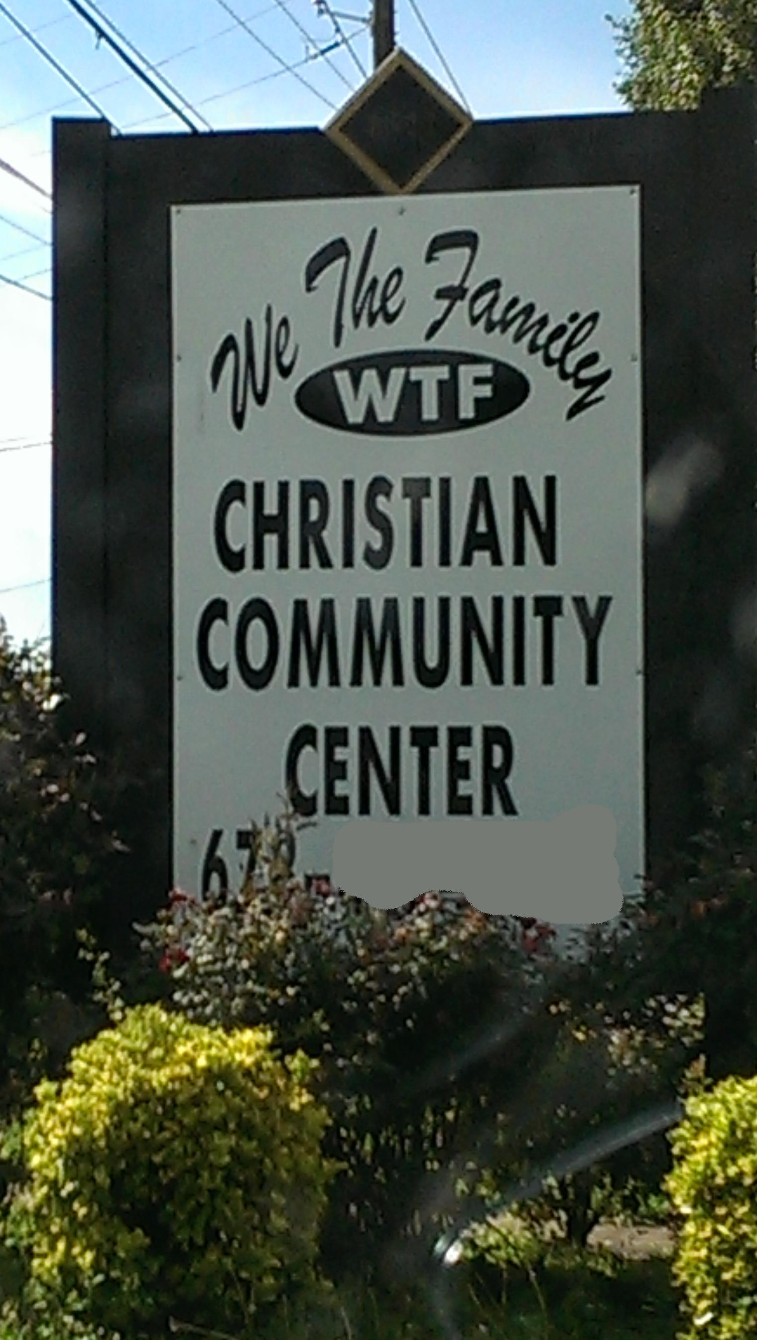 WTF Christian Center