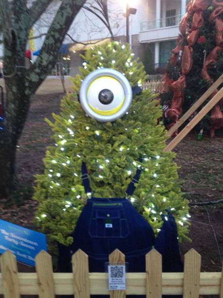 Minions to brighten up your Christmas
