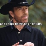 More Chuck Norris