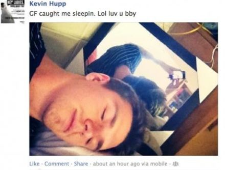 facebook-fail-gf-caught-me-sleeping